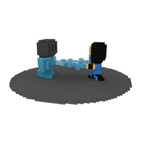 Moxel - Voxel - Sub-Zero - Freeze