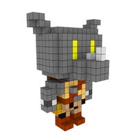 Moxel - Voxel - Rocksteady