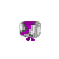 Moxel - Voxel - Lila Meteor