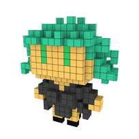 Moxel - Voxel - One Punch Man - Tornado of Terror