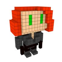 Moxel - Voxel - Black Widow