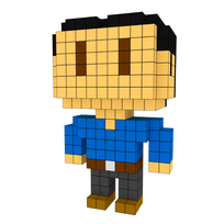Moxel - Voxel - Ash Williams