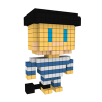 Moxel - Voxel - One Punch Man - Puri-Puri Prisoner
