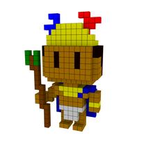 Moxel - Voxel - Montezuma - Moctezuma