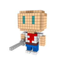 Moxel - Voxel - Butch Coolidge