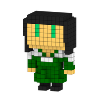 Moxel - Voxel - One Punch Man - Blizzard of Hell