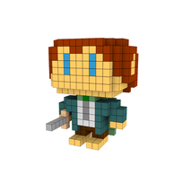 Moxel - Voxel - Pippin
