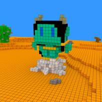 Moxel - Voxel - Dschinn - Jinn