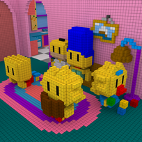 Moxel - Living Room
