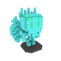 Moxel - Voxel - Trilarians - Leader