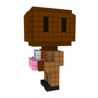 Moxel - Voxel - Marsellus Wallace