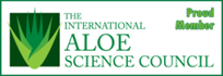 Label de qualité international I.A.S.C. (Comité International Scientifique pour l'Aloe Vera)