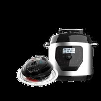 Olla programable GM H Deluxe con cubeta de serie y cabezal de horno
