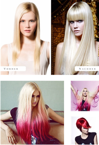 Hair & Color Diehm - Leistungen