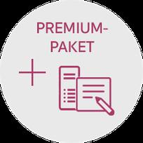 Luxus-Paket für Homepage, Visitenkarten, Briefpapier, Briefumschlänge, Stempel, Flyer, Blöcke und Kugelschreiber der Web-Manu-Faktur München nur 2.099 €