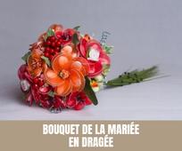 Bouquet de la Mariée en dragée
