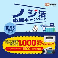 ノジ活月収1万円