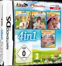 Packshot 4in1 Spielesammlung