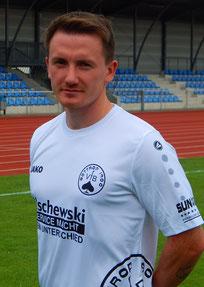 Danny Steinmetz traf zum Sieg gegen Friedrichsfeld.
