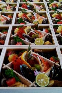 真の日本料理「美菜ガルテンふるかわ」H26おせち壱の段