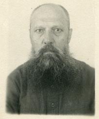 Гапич Н.И. после освобождения. 1952 г.  / Gapich N.I. after release. 1952