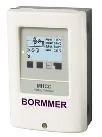 Witterung geführte Heizungsteuerung MHCC Bormmer
