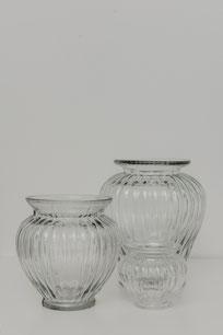 Vintage Vasen rund