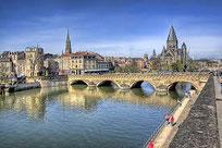 Metz - Moselbrücke (Bildquelle: Wikipedia)