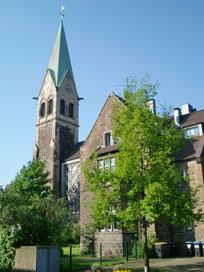 Lutherkirche Duissern (Bild: Ev. Gemeinde Alt-Duisburg)