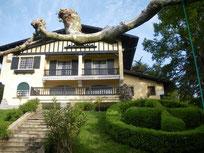 à 6.7 km: Location saisonnière Villa La Croix Basque à Ciboure.