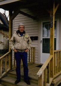 ロジャー・ティリソンの自宅