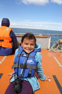 Bootstour, Ausflug mit Kind, Chile mit Kind, Pinguine