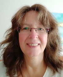 Frau, die lächelt, Iris Windheuser