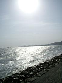 瀬戸内・御津の海