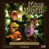 Maus und Mystik Brettspiel-Test