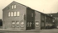 Hotel Osterather Hof im Jahre 1954