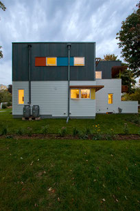 EcoDEEP Haus - High Performance Energy Efficient Home