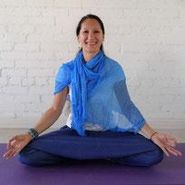 Елена Мельникова - инструктор по йоге