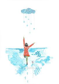 Elisabeth Wächter_Elisavetha_Illustration_Image_Streifwolke_Gouache_Ink_google