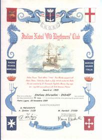 diploma n. 1505