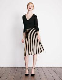 Kleid für Figurtyp H
