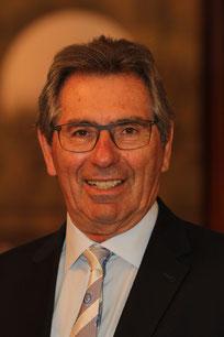 Otto Leibfritz nach der Wahl zum Vizepräsidenten des Deutschen Golf Verbandes - © DGV