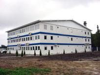 Модульное 3-х этажное здание Containex