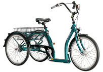 Pfau-Tec Ally Dreirad Elektro-Dreirad Beratung, Probefahrt und kaufen in Olpe
