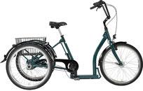Pfau-Tec Ally Dreirad Elektro-Dreirad Beratung, Probefahrt und kaufen in Ihres Elektro-Dreirads in Saarbrücken