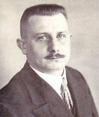 Paul Biber *06.07.1891 † 01. 09.1957