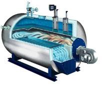 Generatore di vapore a tubi da fumo - Bosch -ndustrial