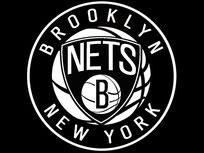 логотип команды NBA Бруклин Нетс