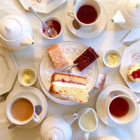 Hillman's Tearoom Walthamstow E17 London top tea blogger