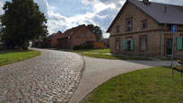Dorfstraße Schmatzin